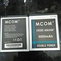 Baterai Evercoss Cross A5a * Bintang Batere Batre Batrei Battery Mcom