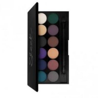 SLEEK MAKEUP I-Divine Eyeshadow Palette-Ultra Matte V2