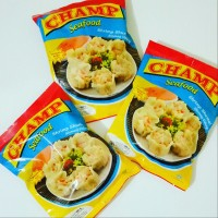 Champ Seafood Siomay Udang - Chacha Frozenfood