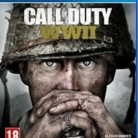 BD Game PS4 Call of Duty World War II