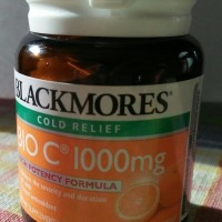 Jual blackmores bio c 1000 mg 30 caps vitamin c cold relief Murah