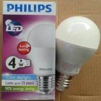 Jual Bohlam Lampu LED 4 Watt PHILIPS Murah
