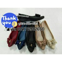 harga Wedges Jelly Shoes - Jellyshoes - Sepatu Kantor - Sepatu Wedges Murah Tokopedia.com
