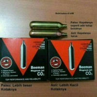 Co2 Beeman Magnum Jet Original isi 5 pcs