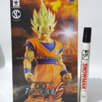 Super saiyan 2 songoku