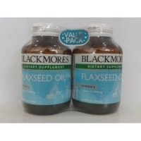 Jual blackmores flaxseed oil 100 caps Murah