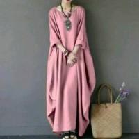 Marshanda Dress - Gamis Syari / Dress Murah / Baju Murah Wanita