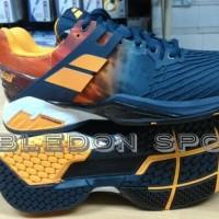 harga Sepatu Tenis Babolat Fury/ Sepatu Babolat Propulse Fury All Court Grey Tokopedia.com