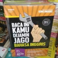 Baca Ini Kamu Dijamin Jago Bahasa Inggris - Inspira - M