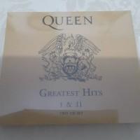 CD QUEEN Greatest Hits Import Original