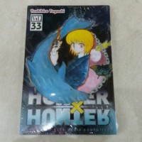 Komik Hunter x Hunter 33