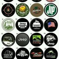 Jual cover ban mobil Rush Terios CR-V ecosport jeep katalog Murah