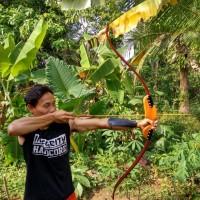 Busur Traditional Termurah dan Berkualitas Archery / Panahan