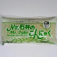 Shirataki Noodle Hijau Wet Shirataki Green 200g Mr. Ishii Ito Konnyaku