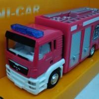 harga Miniatur Truk Pemadam Kebakaran - Diecast Truck Man Tgs Tokopedia.com