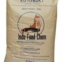 Kotobuki - Tepung Rendah Protein ex Japan