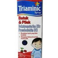triaminic batuk & pilek