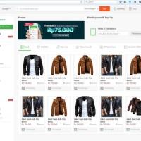 Template Marketplace Ala Tokoped HTML