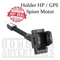 UNIVERSAL MOUNT HOLDER / BRAKET DUDUKAN HP GPS PADA SPION MOTOR