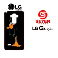 Casing HP LG G4 Stylus daffy duck 2 Custom Hardcase