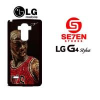 harga Casing Hp Lg G4 Stylus Michael Jordan Custom Hardcase Tokopedia.com