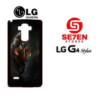 Casing HP LG G4 Stylus Dota 2 Chaos Knight Custom Hardcase