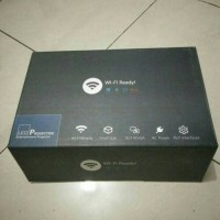 Jual Proyektor uc46 uc 46 wifi wireless projector 1200 lumens Murah