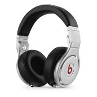 Beats Pro by Dr. Dre Headphones (Black Silver)