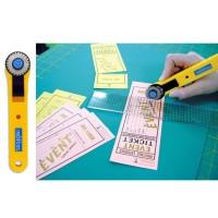 ID 13082 Olfa cutter : #194B Perforation Cutter-28/ 1 pc