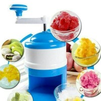 ALAT SERUT ES BATU PORTABLE SNOW CONE ICE MACHINE MAKER BENTO CREAM