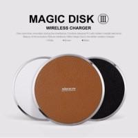Jual Terlaris Wireless Charger Nillkin Magic Disk III Murah
