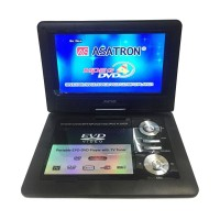 harga Asatron Pdvd-993 Dvd Portable [9 Inch/ Tv/ Usb/ Fm/ Sd Card] Tokopedia.com