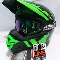 helm ahrs cargloss green black