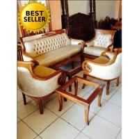Kursi Tamu Jati Serena NEW PRODUCT!! (Furniture Jati)