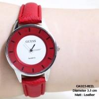 Jam tangan guess wanita monol/swatch/vintage/plat kayu / Jam Tangan