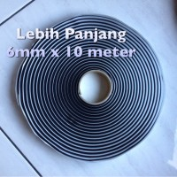 Butyl Tape utk headlamp Mobil / lem dodol waterproofing