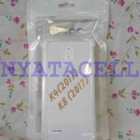 FLASH SALE Case Anticrack Fiber LG K8 2017 - Anti Crack Fuze Knock Sh