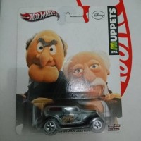 Hot wheels The Muppets '34 Ford Sedan Delivery