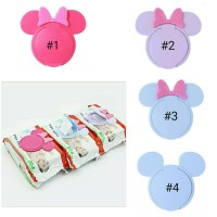 Jual wet tissue cover lid tutup tisu basah mickey mini mouse Murah