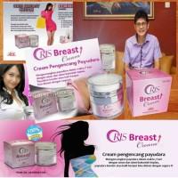 ORIS Breast cream..pengencang payudara dr.Boyke