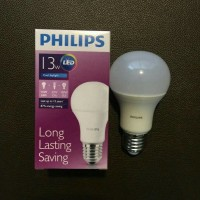 harga Bohlam Led Philips 13 Watt Lampu Led 13w 13 W 13 Watt  Putih Cool Dayl Tokopedia.com