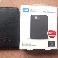 Jual WD Elements HDD Eksternal 1TB 2.5