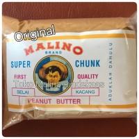 Jual Original super chunk pindekaas/peanut butter (manis) 500 gram Murah
