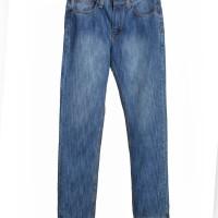 Celana merk Vuitton Legend F24 FT 2K Slimfit