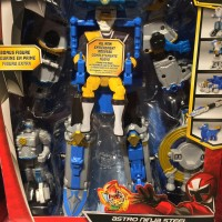 harga Power Rangers Astro Ninja Steel Megazord Tokopedia.com