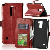 Flip Cover LG Stylus 2 / G2 / X POWER Leather Wallet Case Premium