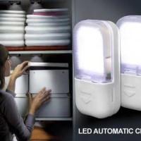 [ lampu lemari ] sensor otomatis / led automatic closet