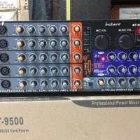 harga Power Amplifier Betavo Bt 9500/mixer Amply Bt-9500 Tokopedia.com