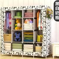 Harga best seller lemari pakaian super jumbo import gy49 sm0415 | Pembandingharga.com