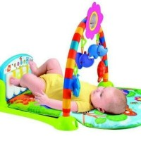 Playmat Bayi Baby Musical Playgym Piano Kasur Bayi Piano PE901
